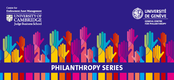 Philanthropy Series: 06.06.2018