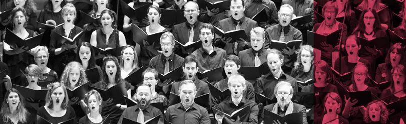 Choeur de l'Université, concert, mai 2018