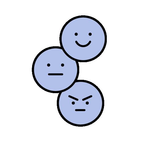 3 emojis smart