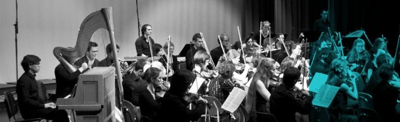 Orchestre de l'Université, concert, mai 2018