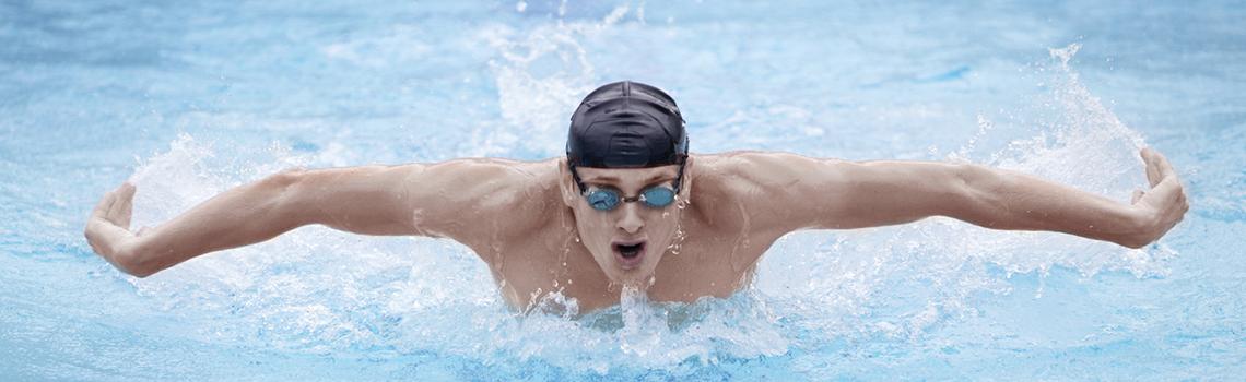 La natation sportive est proposée en collaboration avec Genève Natation 1885. Réservée aux bons nageurs pouvant nager un kilomètre sans s'arrêter.