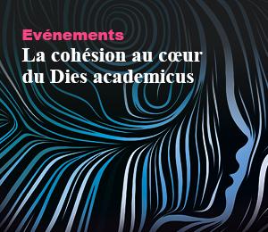 Evénements - Le Dies academicus relève le défi des frontières fermées