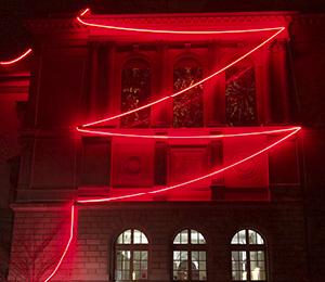 Bain de lumière à Uni Bastions