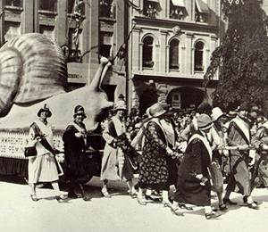 Suffrage féminin en Suisse: les raisons d'une si longue attente